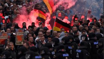 Merkel: Xenofobia 'no tiene cabida' en Estado de derecho
