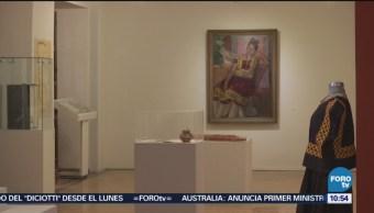 Presenta la exposición 'Istmo de Tehuantepec'