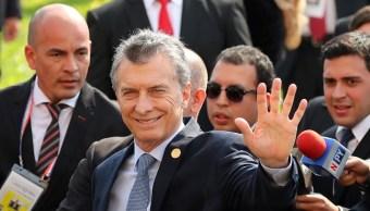 Macri propone Corte Penal Internacional investigue Venezuela