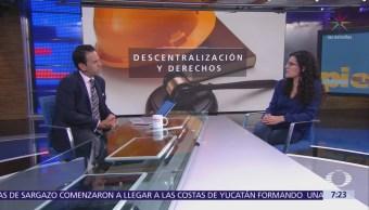 Programas sociales no serán botín con AMLO: Luisa María Alca