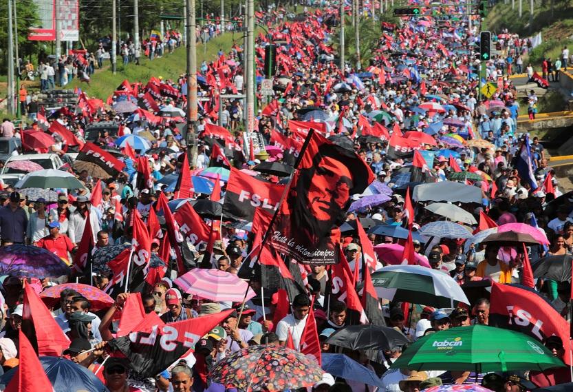 Marchan por libertad de presos deja 1 muerto en Nicaragua
