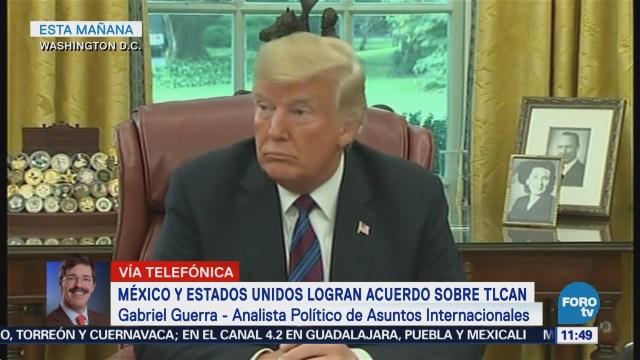Prudencia de Peña Nieto permite acuerdo comercial México-Estados Unidos