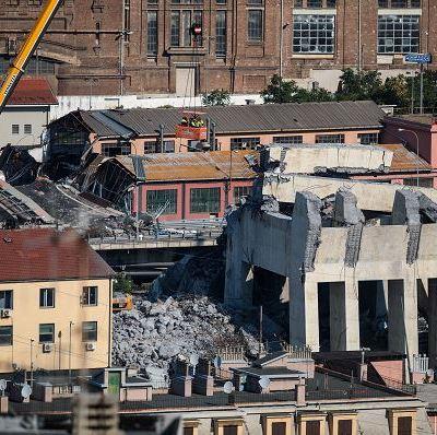 Gobierno italiano moviliza 28 millones de euros para afectados por puente en Génova