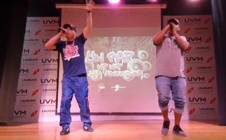 Consejo Ciudadano realiza concurso de rap
