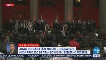Equipos Amlo Peña Nieto Reúnen Proceso Transición