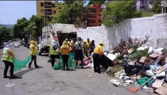 Problema basura Acapulco podría quedar resuelto una semana