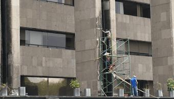 Diputados federales inician el desalojo de sus oficinas