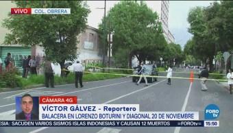Reportan lesionado tras intento asalto policía colonia Obrera