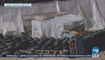 Rescatan a 11 niños maltratados en campamento