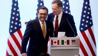 Reuniones de negociación del TLCAN en Washington continúan