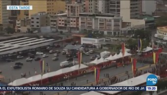 Revelan Fotos Intento Atentado Contra Maduro