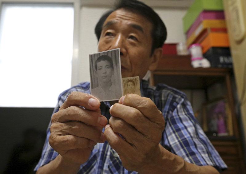 Familias de las dos Coreas se reúnen después de 65 años