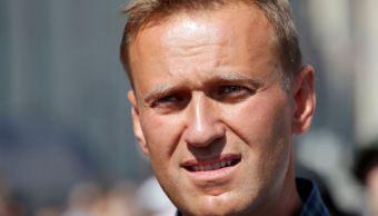 Alexéi Navalni, opositor ruso, es detenido en Moscú