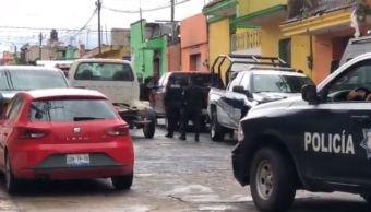 Cateo a casas del 'Comandante 30' en Xonacatepec, Puebla