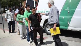 Separación de familias migrantes de Trump no reduce arrestos