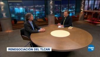 Renegociación TLCAN Estados Unidos México Canadá