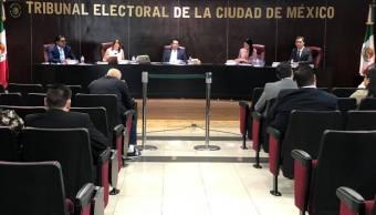Tribunal Electoral de la CDMX resuelve sobre el 1 de julio