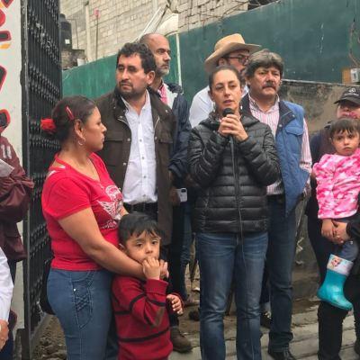 Gobierno de Sheinbaum retomará apoyo para rentas de damnificados de 19S