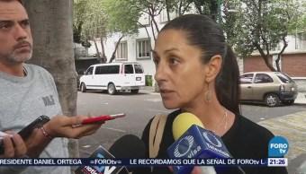 Sheinbaum Buscará Reconstrucción Simplificada Ciudad México