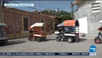 Sismos Oaxaca Detienen 7 De Septiembre De 2017