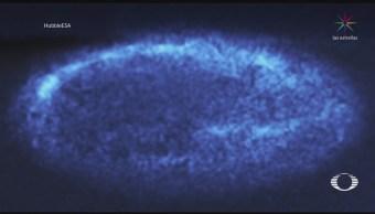 Telescopio Nasa Capta Imágenes Auroras Boreales Saturno
