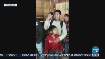 Trasladan a detenidos en operativo en Culhuacán al MP