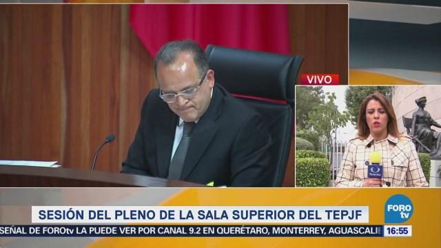 Tribunal Electoral Alista Entrega Constancia Mayoría Amlo