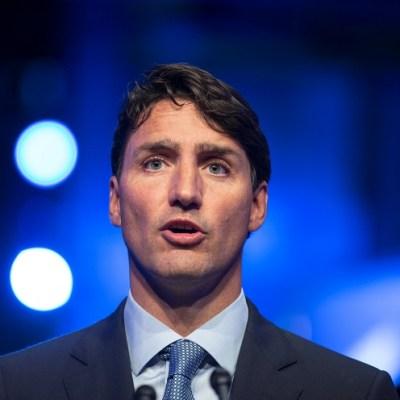 Trudeau y Trump tuvieron una 'constructiva conversación' sobre el TLCAN