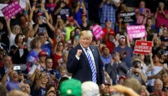Trump dice que prefiere a AMLO que a Peña Nieto