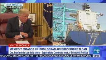Trump manda mensaje a otros socios comerciales, luego de acuerdo con México