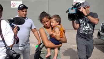 Trump pide ACLU ayudar reunificar familias migrantes