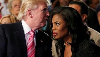 Trump llama perra a su exasesora Omarosa
