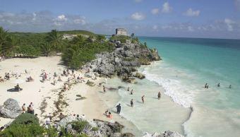 México, sexto país más visitado del mundo