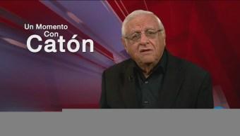 Un momento con Armando Fuentes 'Catón' del 13 de agosto