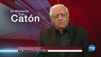Un momento con Armando Fuentes Catón del 20 de agosto