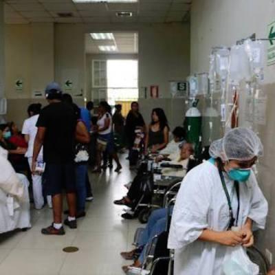 Intoxicación colectiva en velorio deja nueve muertos