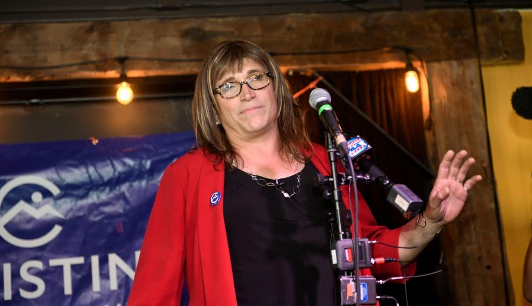 Vermont elige a primera candidata transgénero a gubernatura