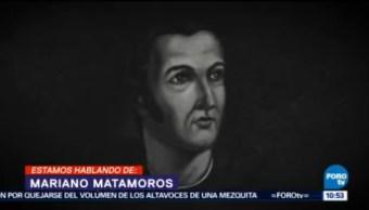 Vida Y Obra Mariano Matamoros Documentalista Armando Ruiz Sacerdote Militar Mexicano