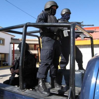 Matan a líder de 'Los Aztecas' en penal de Cd. Juárez