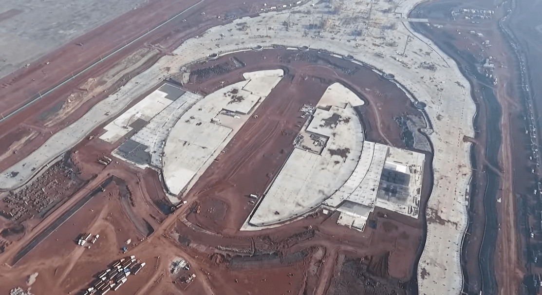 Consulta del nuevo aeropuerto será el 28 de octubre, dice Jiménez Espriú