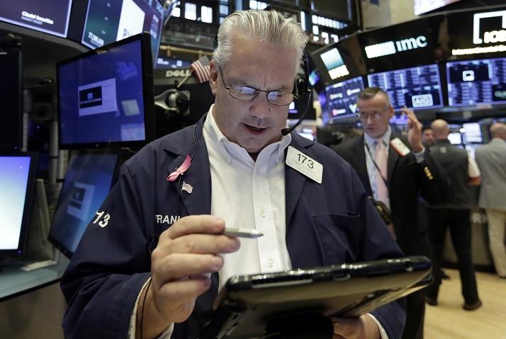 Wall Street cierra mixto y el Dow Jones baja 0.09 por ciento