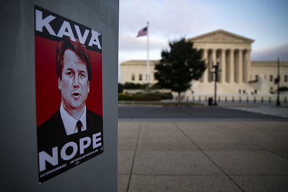 Segunda mujer acusa de acoso Brett Kavanaugh