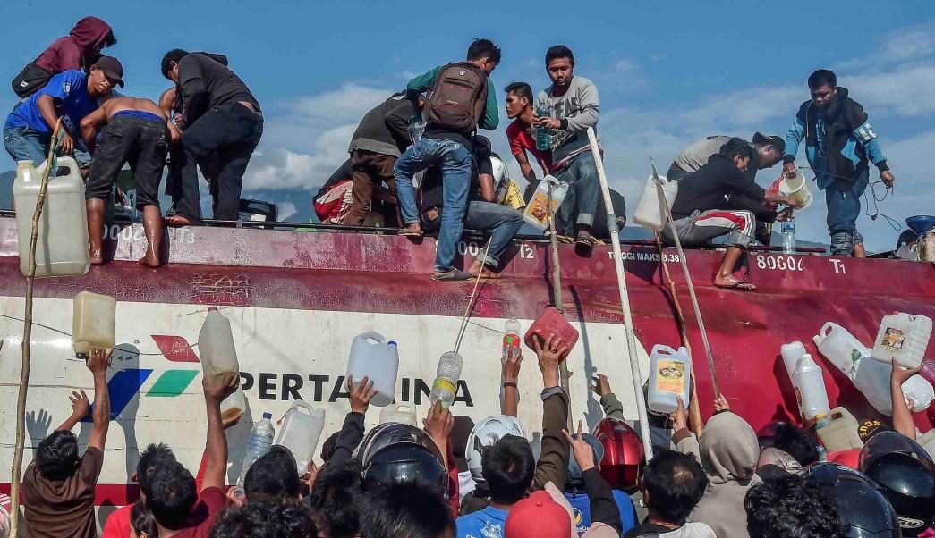 Indonesia solicita ayuda internacional tras terremoto y tsunami