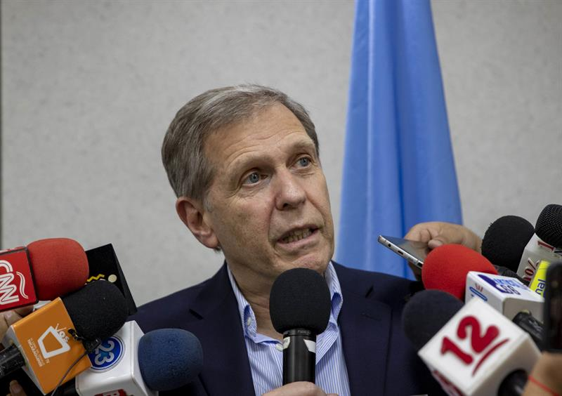 ONU sale de Nicaragua tras polémico informe de derechos