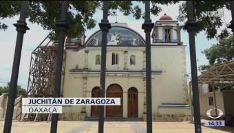 A Un Año Terremoto Oaxaca Chiapas