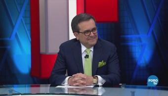 Ildefonso Guajardo explica el nuevo acuerdo México-EE.UU