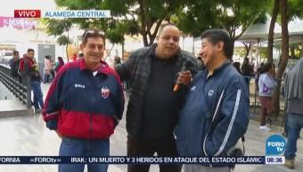 Afición opina sobre jornada futbolística del fin de semana