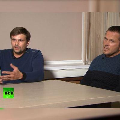 Sospechosos de envenenar a Skripal dicen que fueron a Salisbury de turistas