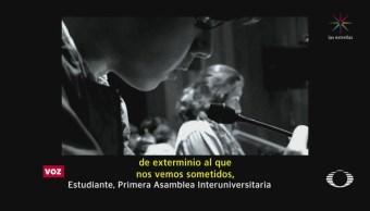 Alumnos de la UNAM marcharán el próximo jueves 13 septiembre