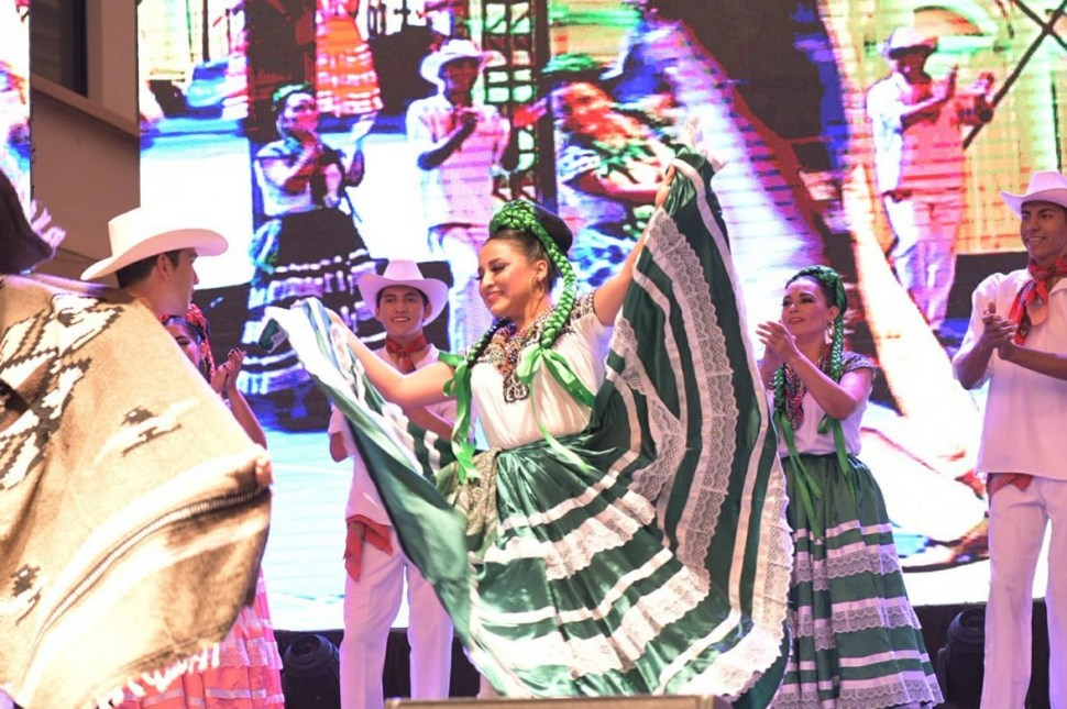 Thus they lived the cry of independence in Mexico